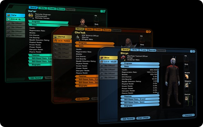 Legacy Of New Romulus UI